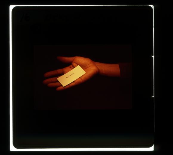 <p>Renée Green, Detail von <em>Berlin Story,</em> 2001; Courtesy Free Agent Media; Bortolami Gallery, New York; Galerie Nagel Draxler, Berlin</p>