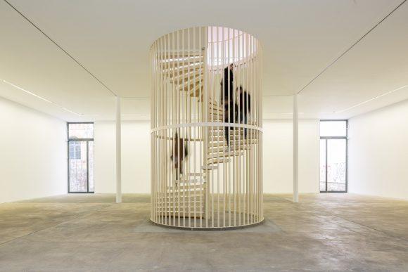 Hanne Lippard, <i>Flesh</i>, 2016, Courtesy the artist and LambdaLambdaLambda, Prishtina; Installation view KW Institute for Contemporary Art, Photo: Frank Sperling