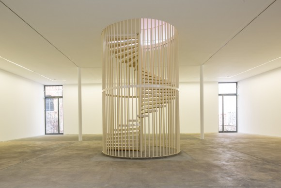 <p>Hanne Lippard, <em>Flesh</em>, 2016, Installation view KW Institute for Contemporary Art, 2017; Courtesy the artist and LambdaLambdaLambda, Prishtina; Photo: Frank Sperling</p>