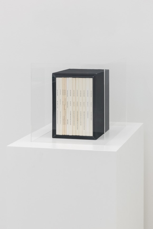Ian Wilson, Sections 1–57, 1971–1990, Collection of 13