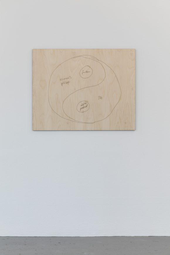 Sidsel Meineche Hansen, Installationsansicht in der Ausstellung <i>Real Doll Theatre</i>, KW Institute for Contemporary Art, Berlin 2018, Courtesy der Künstlerin und Rodeo, London/Piräus, Foto: Frank Sperling