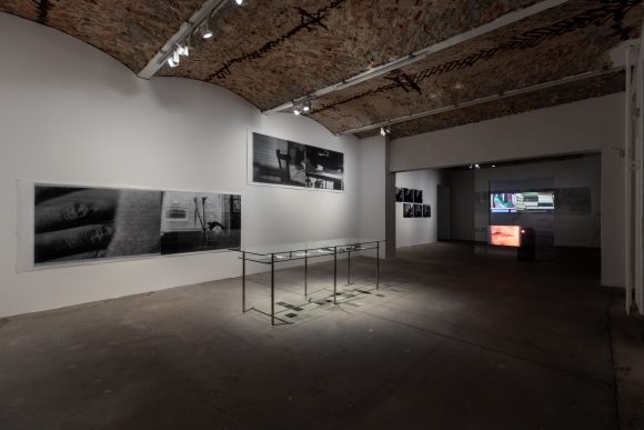 Anna Daučíková, installation view of the exhibition, KW Institute for Contemporary Art, Berlin, 2019, photo: Frank Sperling
