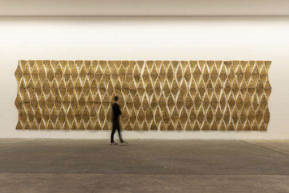 Hassan Sharif, Installation view, KW Institute for Contemporary Art, Berlin 2020, Photo: Frank Sperling