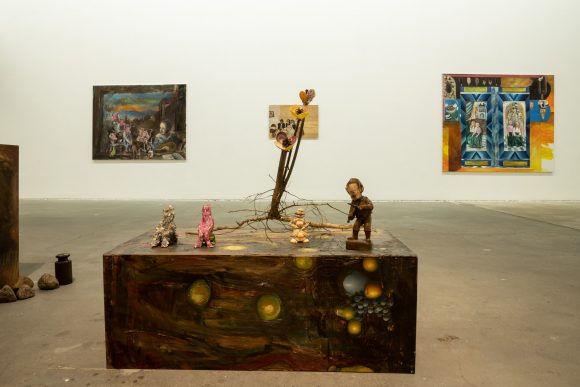 Amelie von Wulffen, Installation view of the exhibition <i>Amelie von Wulffen</i> at KW Institute for Contemporary Art, Berlin 2020, Courtesy the artist; Photo: Frank Sperling