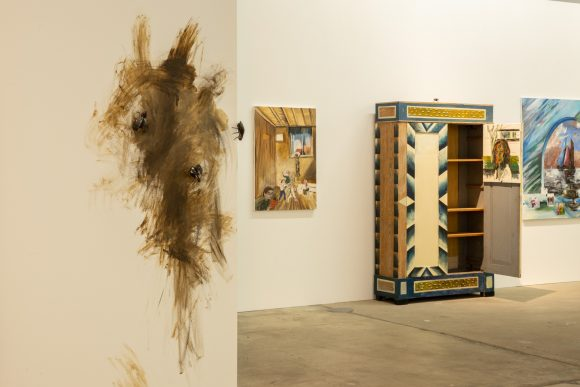 Amelie von Wulffen, Installation view of the exhibition <i>Amelie von Wulffen </i> at KW Institute for Contemporary Art, Berlin 2020, Courtesy the artist; Photo: Frank Sperling