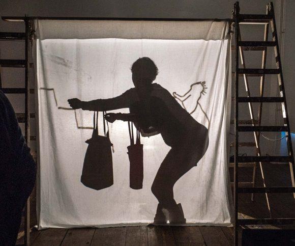 <p>Dokumentation des Workshops <em>Don't tell me, I don't care</em>, Januar 2020, © Birgit auf der Lauer, Caspar Pauli</p>