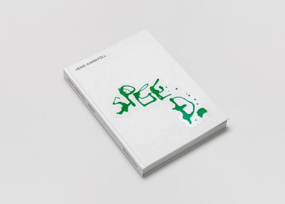 Heike-Karin Föll, SPEED, cover, 2019
