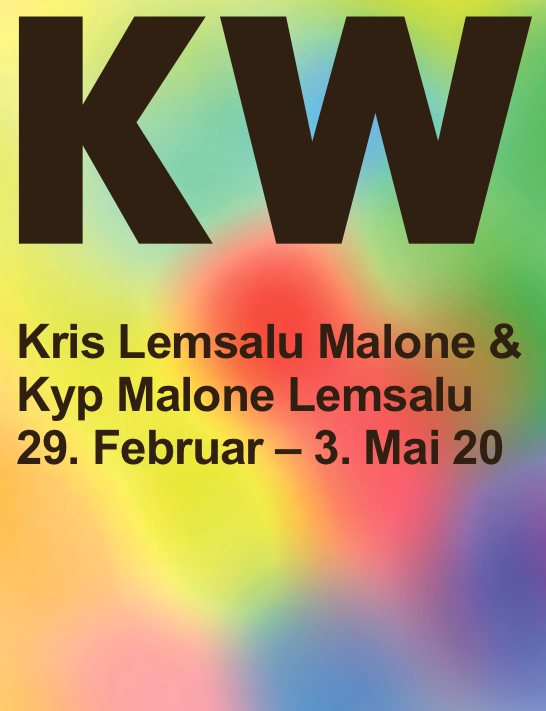 "<p><a href=""https://www.kw-berlin.de/files/KW_2020_Kris_Lemsalu_Malone_Kyp_Malone_Lemsalu_DE.pdf"">Ausstellungsfaltblatt</a>: Kris Lemsalu Malone & <br />  Kyp Malone Lemsalu</p>"