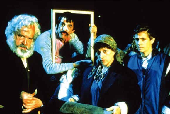 <p><em>La estrategia del Caracol</em>, 1993, Film-Still</p>