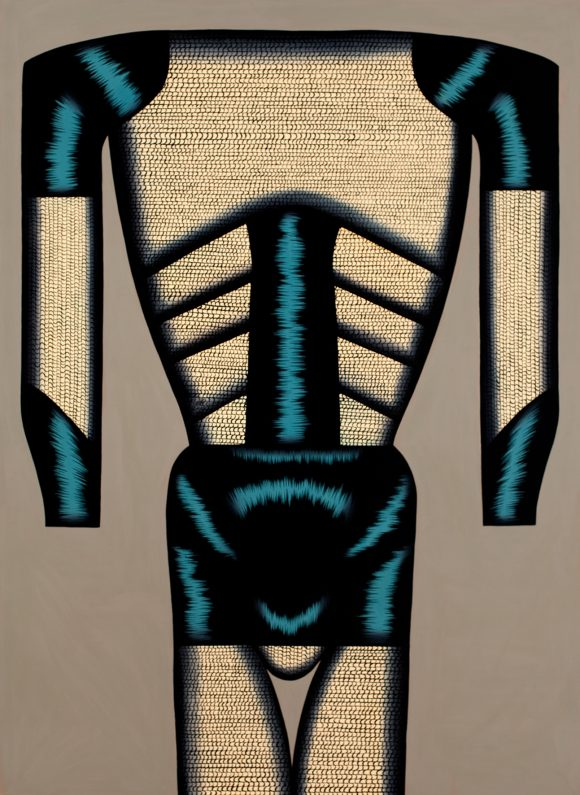<p>Christina Ramberg, <em>Tight Hipped</em>, 1974, Copyright the Estate of Christina Ramberg, Courtesy Sammlung Madison Museum of Contemporary Art, The Bill McClain Collection of Chicago Imagism.</p>