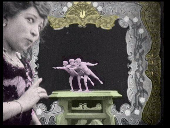 <p>Segundo de Chomón, <em>Sculpteur moderne</em>, 1908<br />  Bildquelle: Österreichisches Filmmuseum, Wien</p>