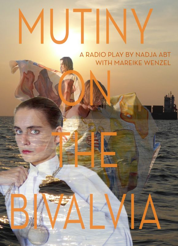<p>Nadja Abt, <em>Mutiny on the Bivalvia – Interview with a Seafarer</em>, 2021; Courtesy the artist</p>