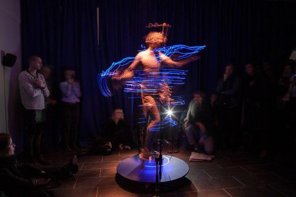<p>Astrit Ismaili, <em>The New Body</em>, 2018, photo: Astrit Ismaili</p>