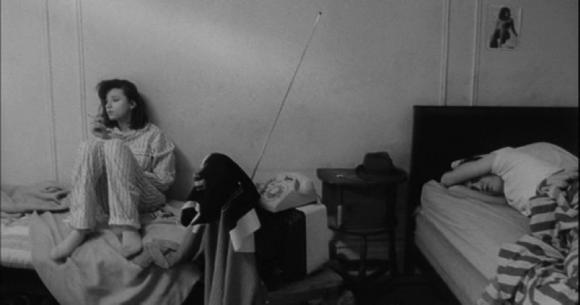 <p>Jim Jarmusch, Filmstill, <em>Stranger Than Paradise</em>, 1984</p>