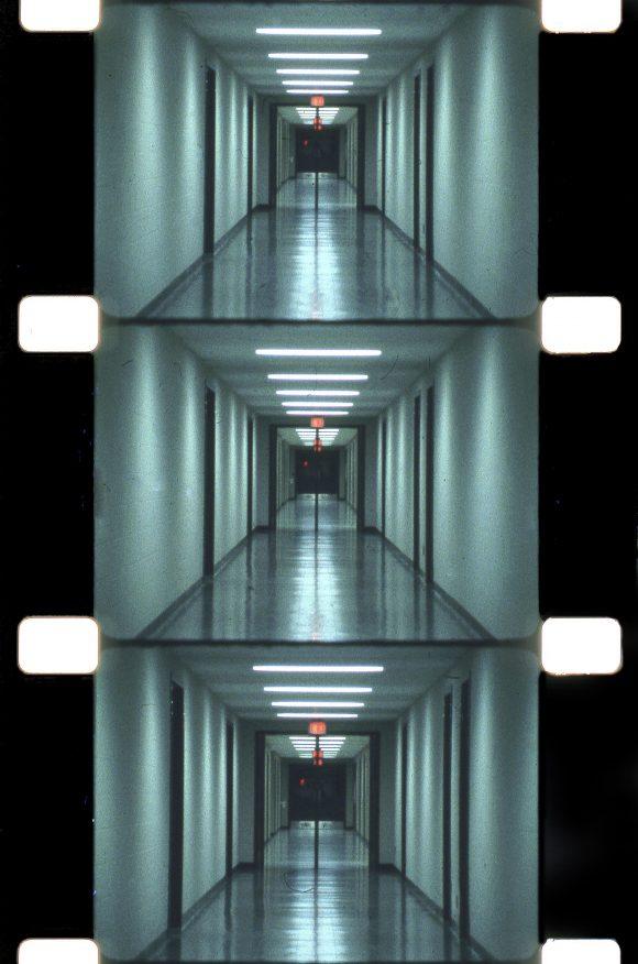 <p><em>Serene Velocity</em>, 1970 (Film Still), von Ernie Gehr; Courtesy Ernie Gehr und Canyon Cinema Foundation</p>