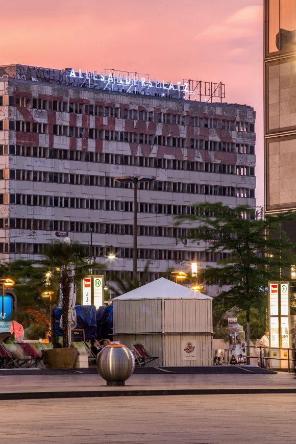 ALLESANDERSPLATZ, Haus der Statistik, Berlin 2019, photo:Victoria Tomaschko