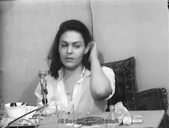 <p>Film-Still von Simone Fattal,<em>Autoportrait</em> <em>1972-2012</em>, 2012,FNAC 2016-0006,Centre national des arts plastiques,© Simone Fattal / Cnap</p>