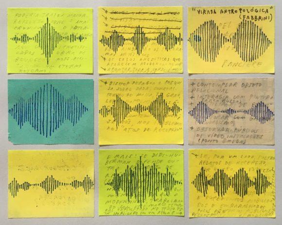 <p>Diogo de Moraes, from the series<em>Testes vocais</em>, 2020–21</p>
