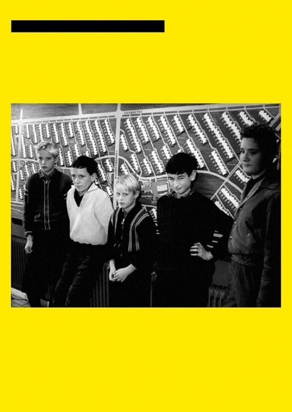 Peter Weiss, Bag de ens Facader, 1961, film still