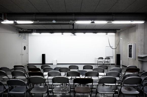 Classroom, Gerrit Rietveld Academy, 2013<br>