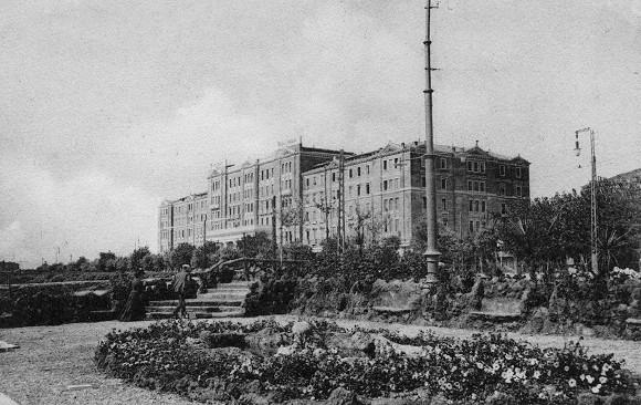 Daniel Gustav Cramer, Grand Hotel des Bains, Lido, Venezia