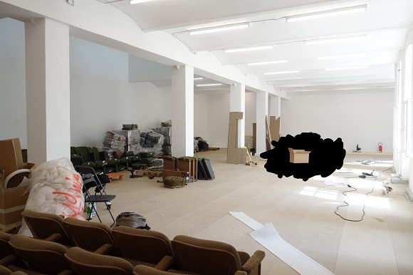 Elín Hansdóttir, study for Suspension of Disbelief, Courtesy Elín Hansdóttir and i8 Gallery, Reykjavik