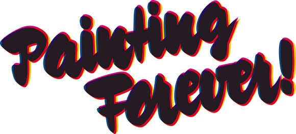 Logo Painting Forever! 2013