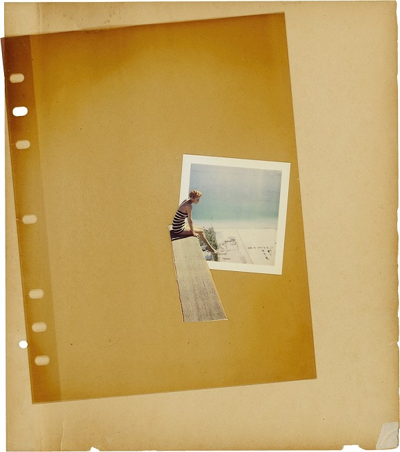 The Scrapbook Project, 2010–2011, Seite 31/34, Courtesy Hajra Waheed