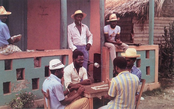 Michael Portnoy: Street game –Jacmel, Haiti, May 25, 1980, Foto: Courtesy Ludo Kuipers