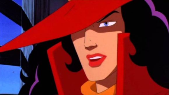 <p>Image: Carmen Sandiego</p>