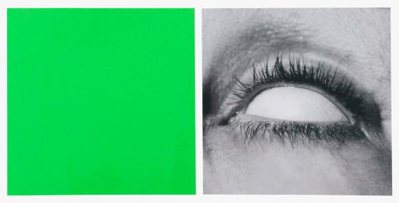 Elín Hansdóttier, Stream, 2015 Archivarischer Tintenstrahldruck, 40 x 81,5 cm, Limitierte Edition von 45, Preis: 850 Euro