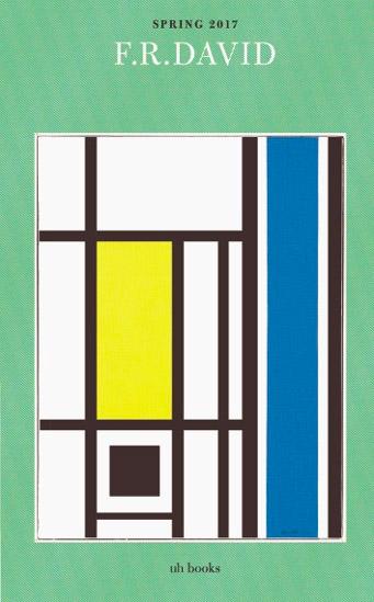 <p>Cover <em>F.R.DAVID</em>, Ausgabe 13<em><br />  </em></p>