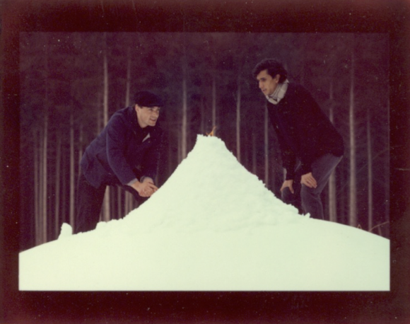 <p>Image: Albert Hien & Leonilson, Jasberg, March 11, 1986; Photo: Philipp Schönborn</p>