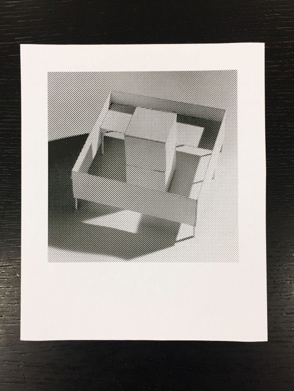<p>Lygia Clark, <em>A Casa do Poeta (maquete)</em>, 1964, reproduziert von Will Holder … <em>for single mothers</em>, 2016</p>