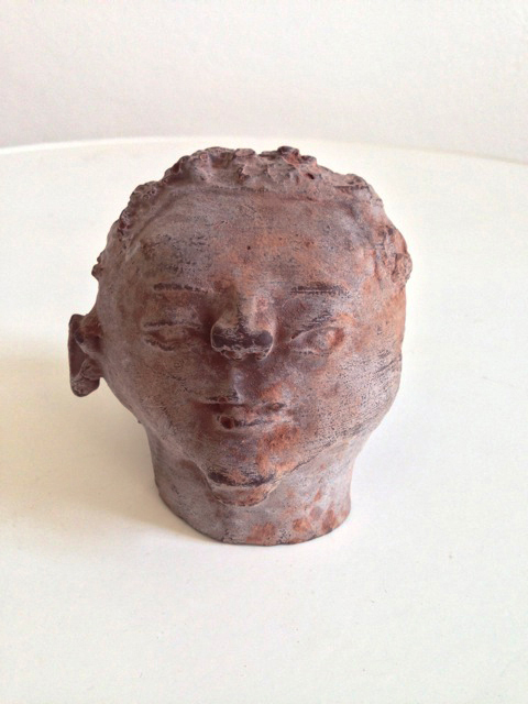 Renzo Martens, Multiple, Selbstportrait von Djonga Bismar, 2014, Schokolade, Preis: 39,95 Euro