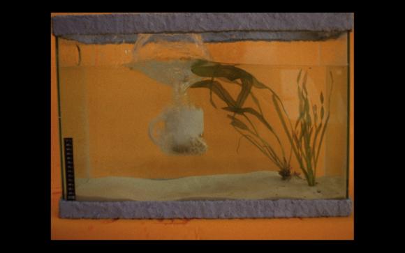<p>Tamara Henderson, <em>What's Up Doc?</em>, 2014, Film-Still, Courtesy die Künstlerin und Rodeo, London/Piraeus</p>